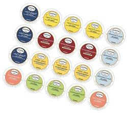 Twinings Herbal & Decaffeinated Tea Bag Sampler - 20 Count A