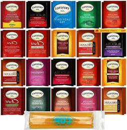 Twinings Tea Bags  By The Cup Honey Sticks Variety 40 Ct Inc