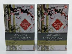 Uncle Lee's Organic Bamboo Tea - Set of 2 Boxes