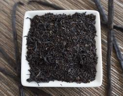 Vanilla Black Tea Organic China Black Tea Vanilla Bean loose