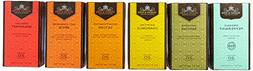 Harney & Sons Variety Pack Premium Tea Bags, 6 Flavors, 20 T