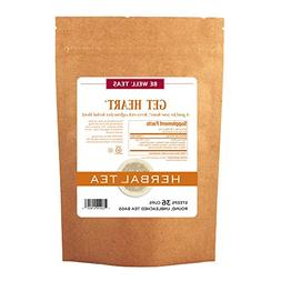 The Republic Of Tea Be Well Red Rooibos Tea - Get Heart - No
