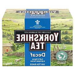 Taylors of Harrogate Yorkshire Decaffeinated Tea